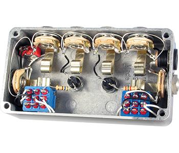 SmolskiTech Dual Loop belülről