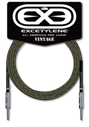 Excetylene Vintage Cable